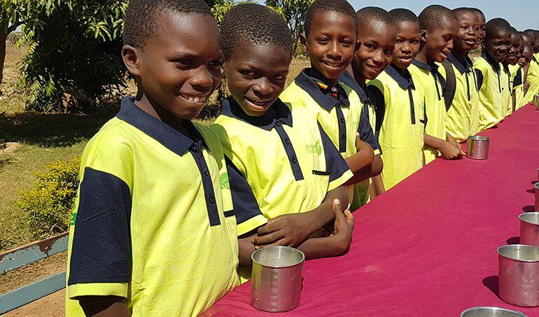 Directaid  School Meals in Kenya 1